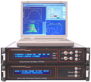Novocontrol Dielectric Analyzer with Electrochemical Interface